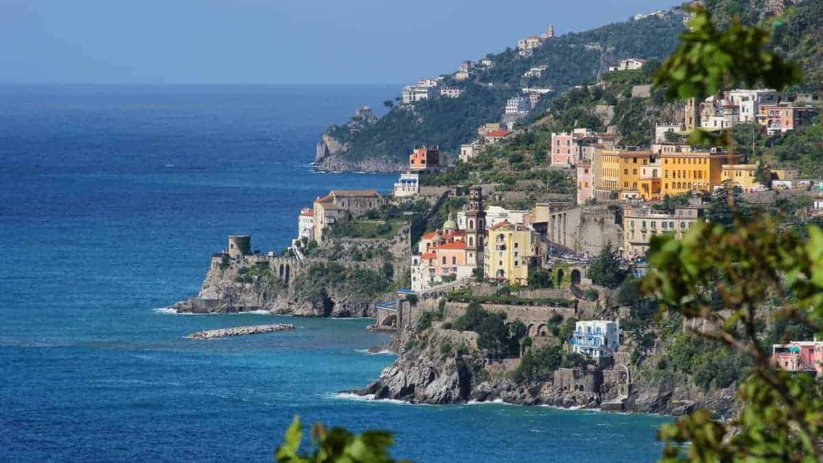 Ruta de senderismo CAI 300 Amalfi 1