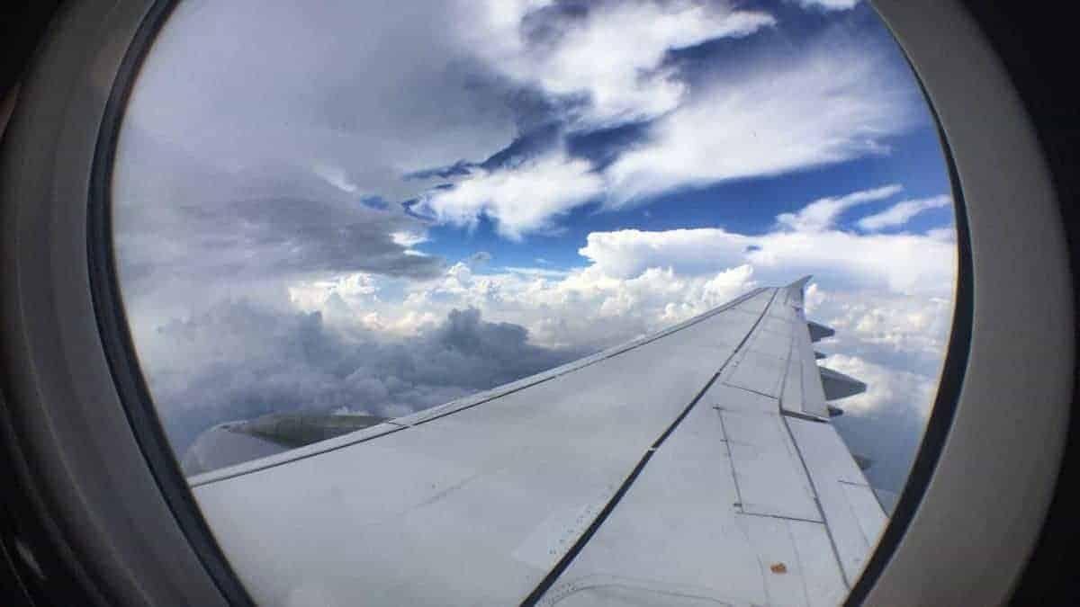 CO2 Kompensation bei Flugreisen
