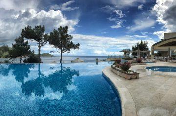 Corfu-Trail: Unterkunft Etappe 7