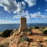 Fernwanderung Malta Gozo Etappe 1 10