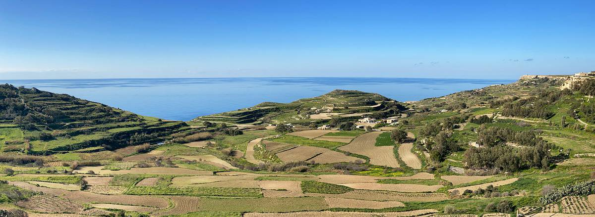 Fernwanderung Malta Gozo Etappe 2 01
