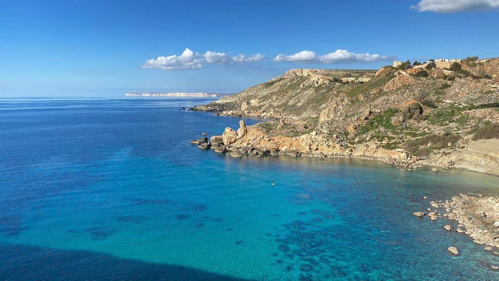 Fernwanderung Malta Gozo Etappe 2 11