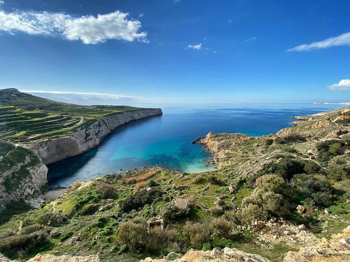 Fernwanderung Malta Gozo Etappe 2 14