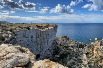 Fernwanderung Malta Gozo Etappe 3 06