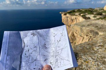 Fernwanderung Malta Gozo Etappe 4 06