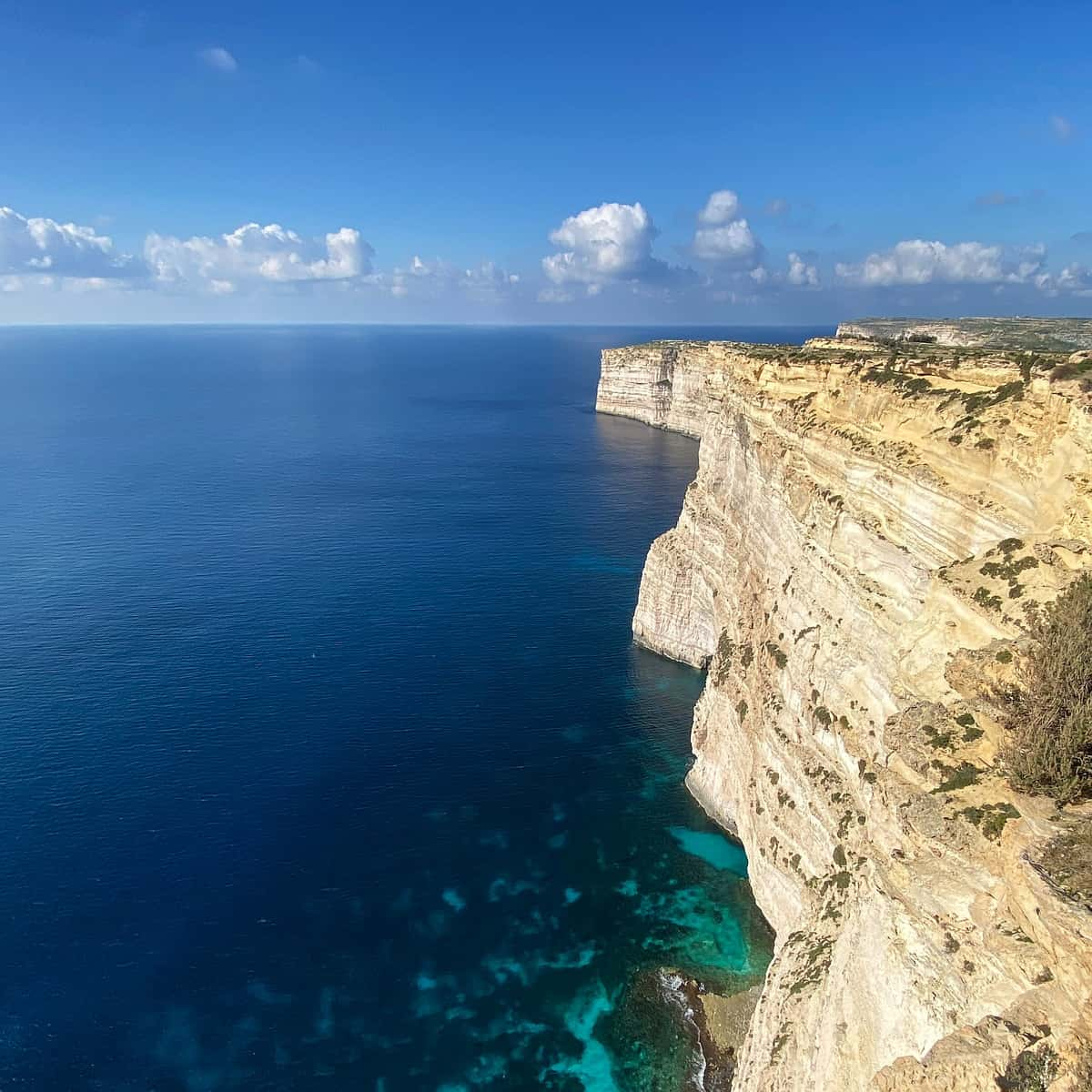 Fernwanderung Malta Gozo Etappe 4 07