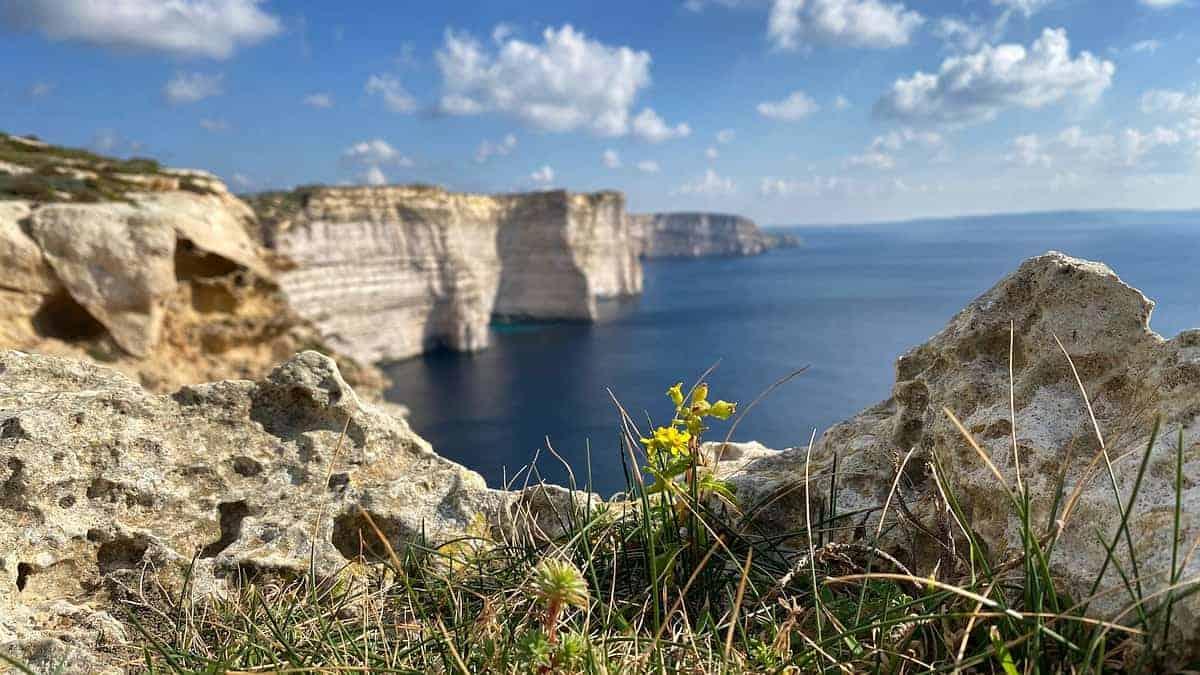 Fernwanderung Malta Gozo Etappe 4 14
