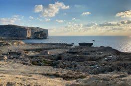 Fernwanderung Malta Gozo Etappe 4 35