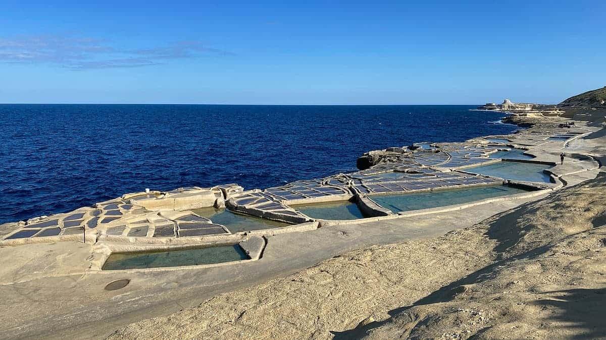 Fernwanderung Malta Gozo Etappe 5 12