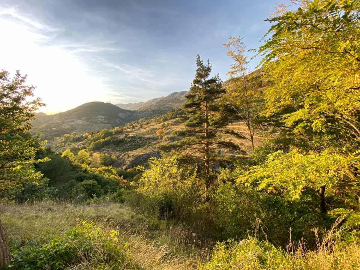 Fernwanderung Nizza Grasse 0053