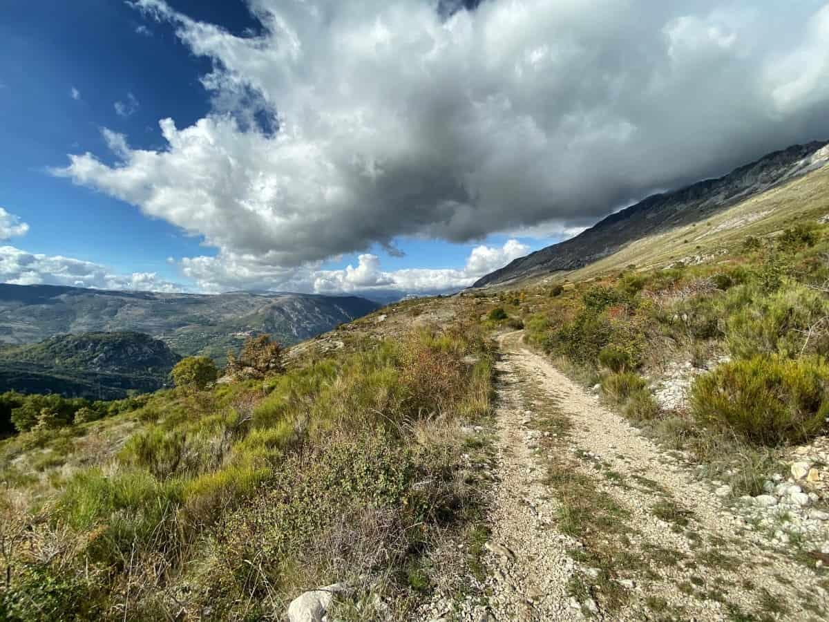 Fernwanderung Nizza Grasse 0071