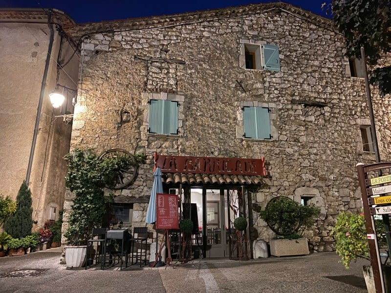 Fernwanderung Nizza Grasse Hotels BedBreakfasts 0033