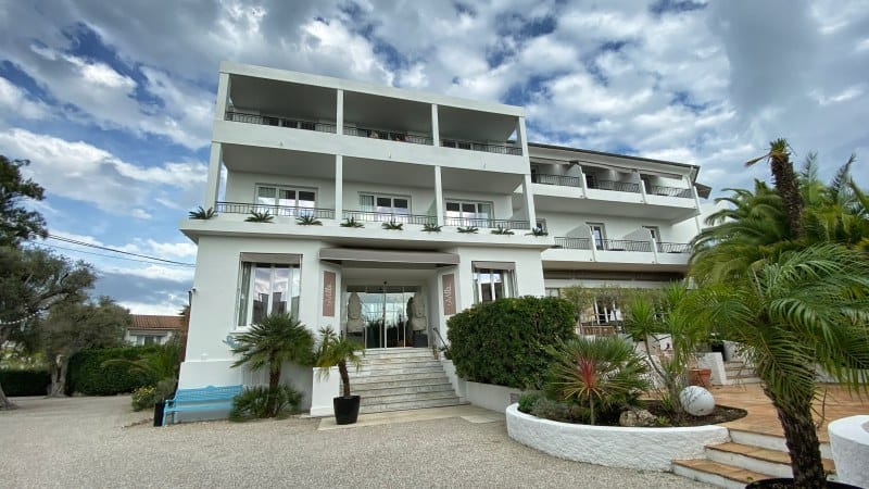 Fernwanderung Nizza Grasse Hotels BedBreakfasts 0040