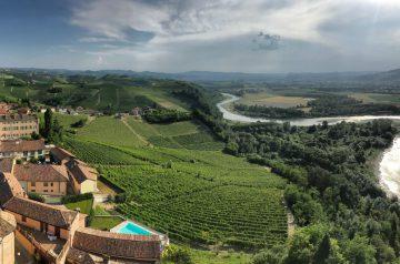 Fernwanderung Piemont von Weingut zu Weingut Etappe 2 21