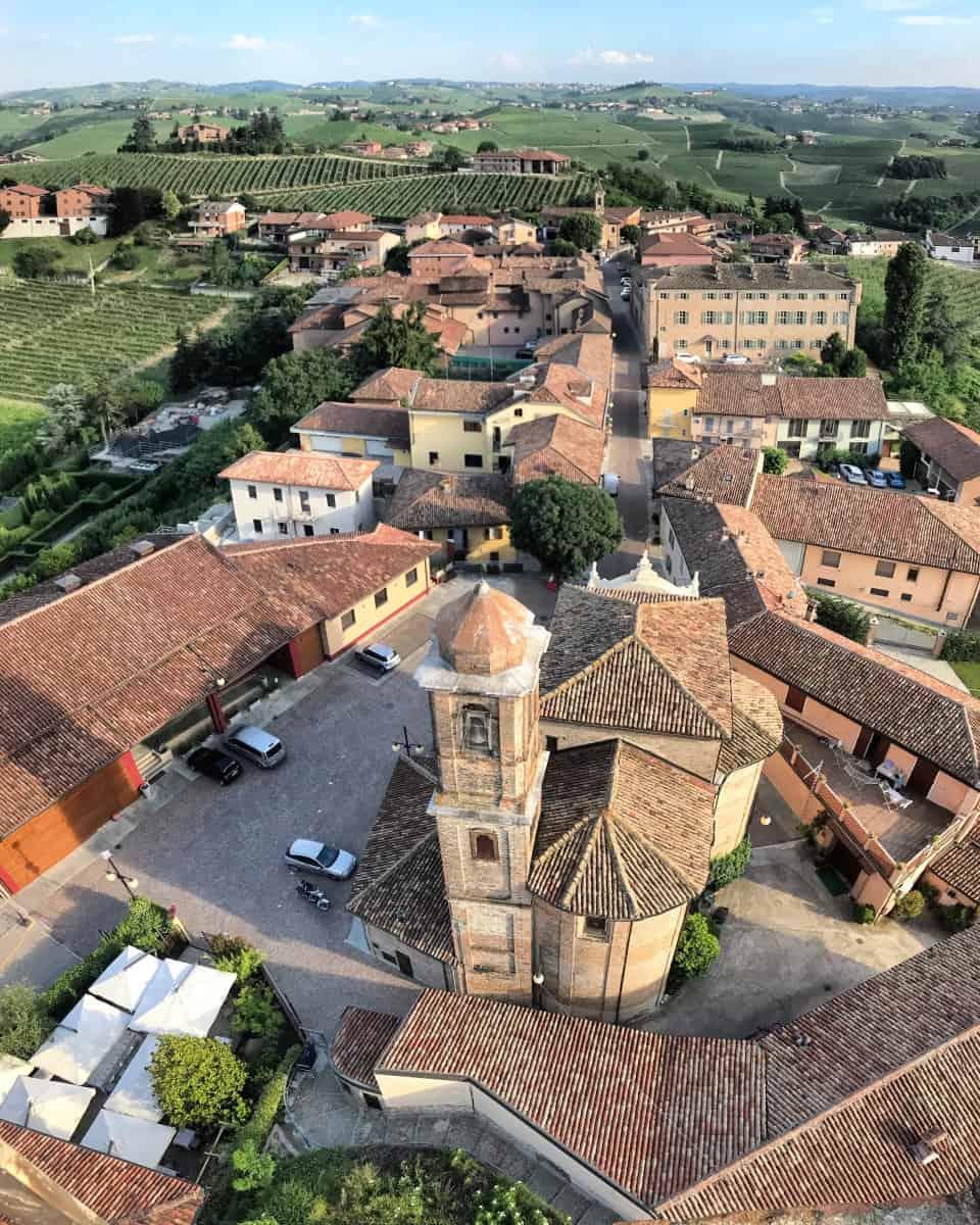 Fernwanderung Piemont von Weingut zu Weingut Etappe 2 23