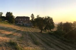 Fernwanderung Piemont von Weingut zu Weingut Unterkunft 004