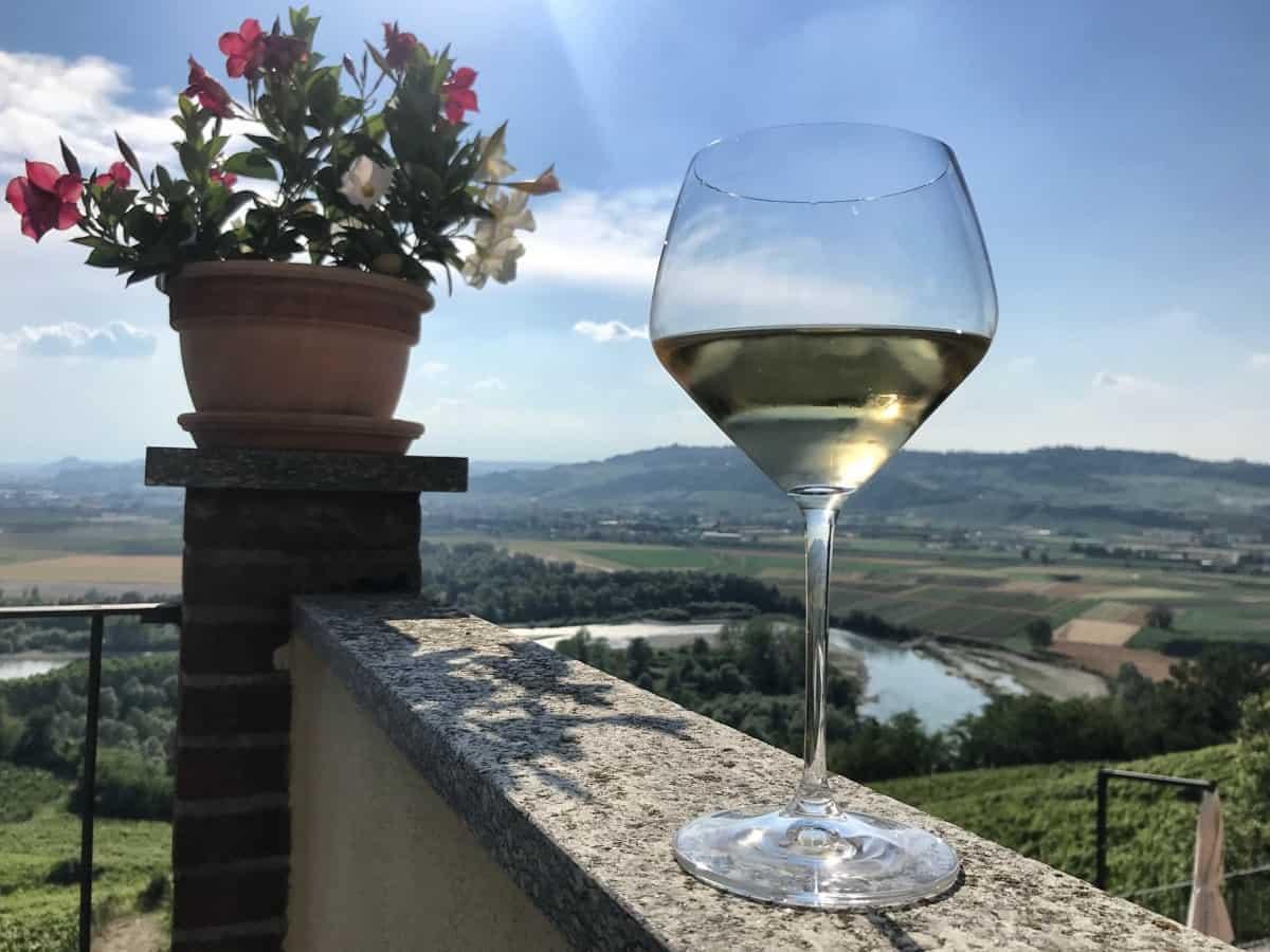 Fernwanderung Piemont von Weingut zu Weingut Unterkunft Barbaresco 4