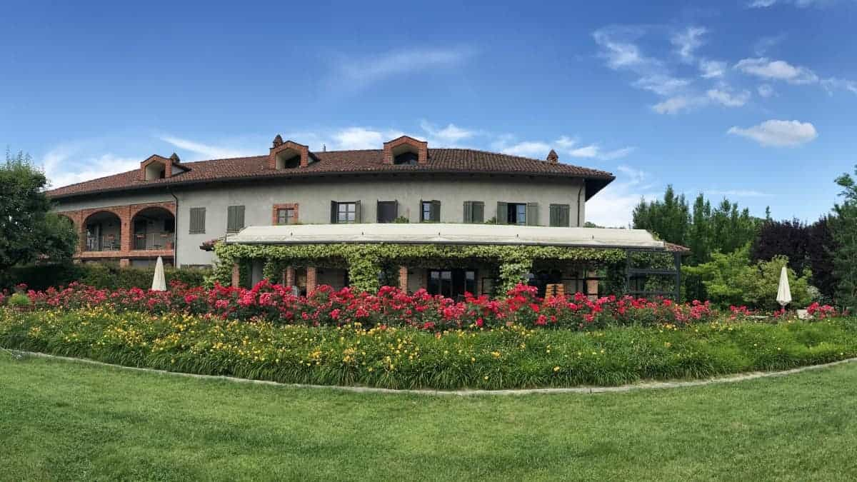 Fernwanderung Piemont von Weingut zu Weingut Unterkunft Etappe 3 1