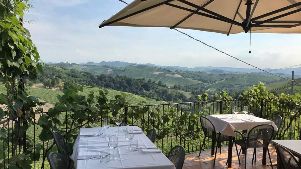 Fernwanderung Piemont von Weingut zu Weingut Unterkunft Etappe 4 4