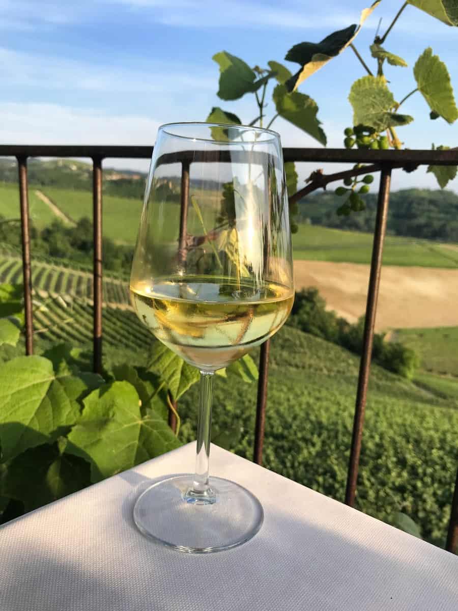Fernwanderung Piemont von Weingut zu Weingut Unterkunft Etappe 4 6