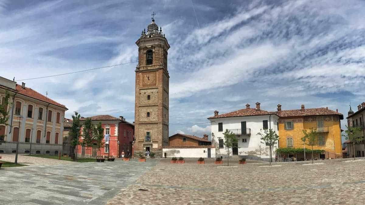 Fernwanderung Piemont von Weingut zu Weingut Unterkunft Etappe 5 3