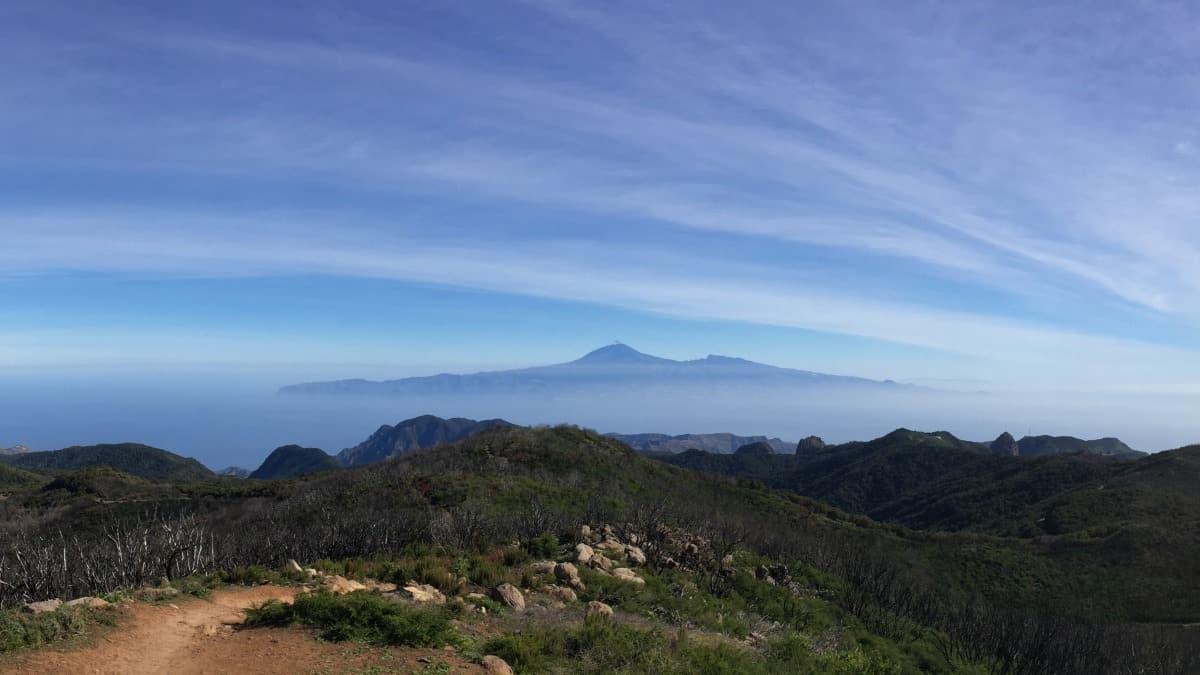 GR132 Rundwanderung La Gomera 4
