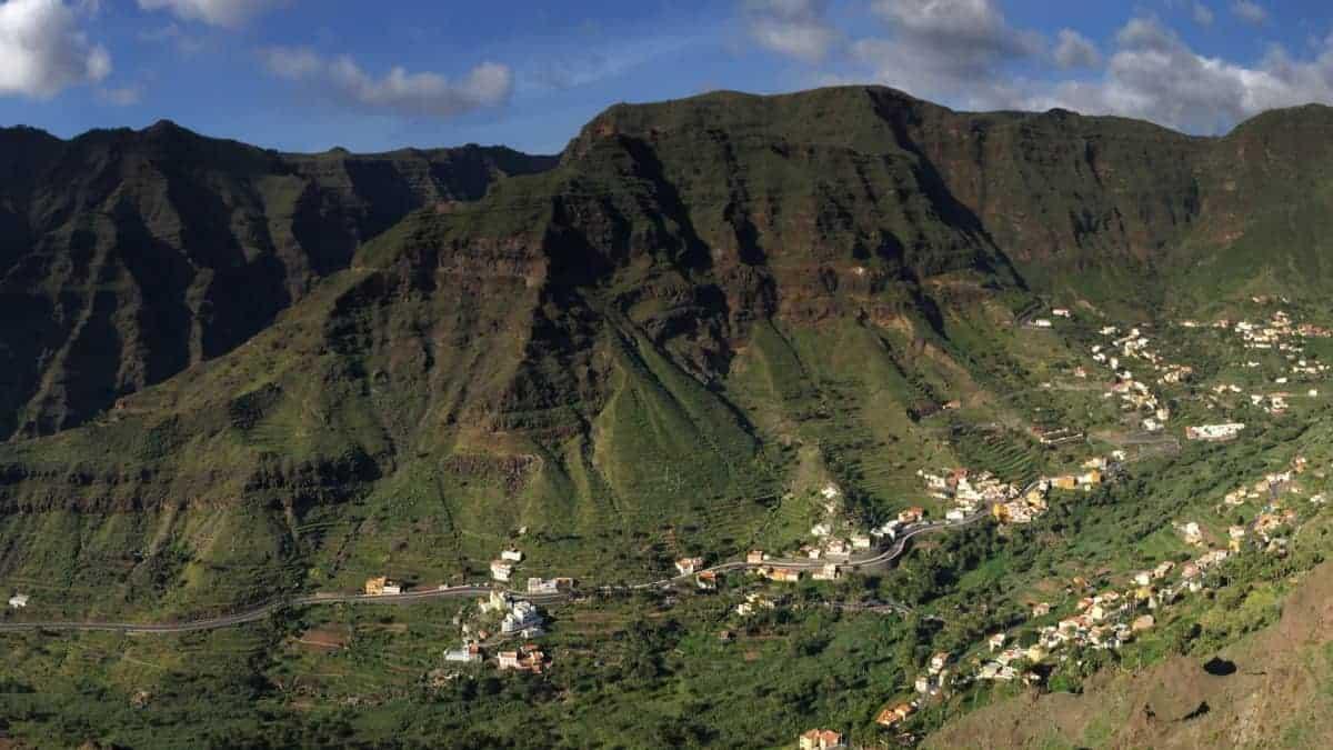 GR132 Rundwanderung La Gomera 7