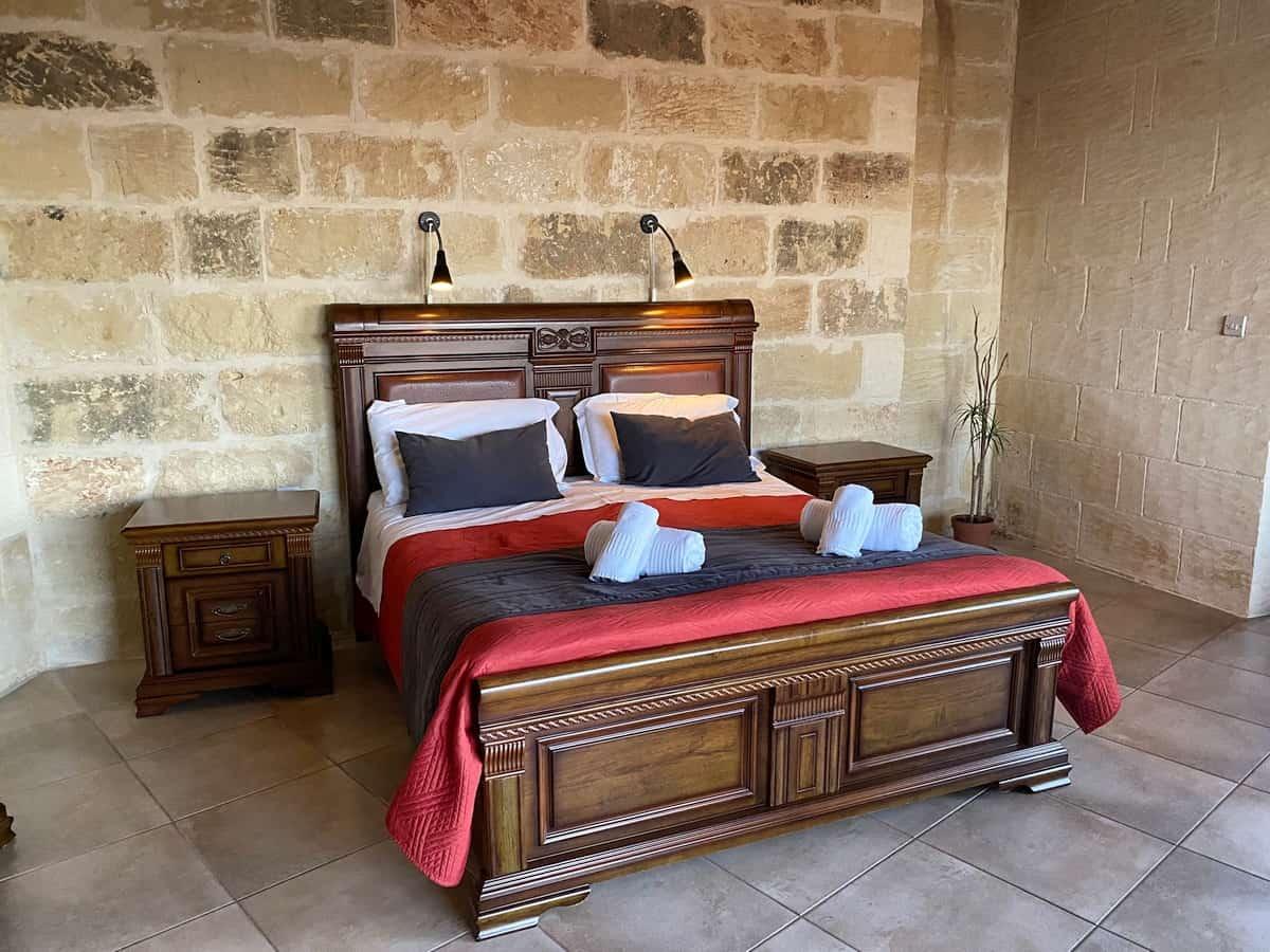 Gozo Übernachtung im BB Merhba Qala 2
