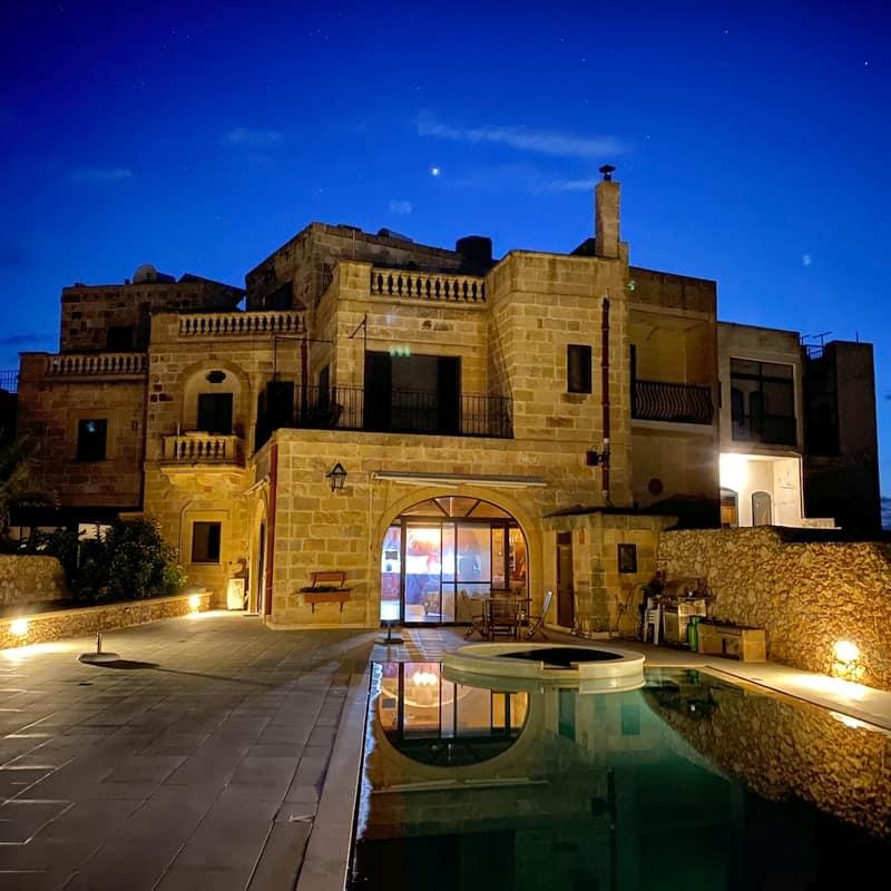 Gozo Übernachtung im BB Merhba Qala 3