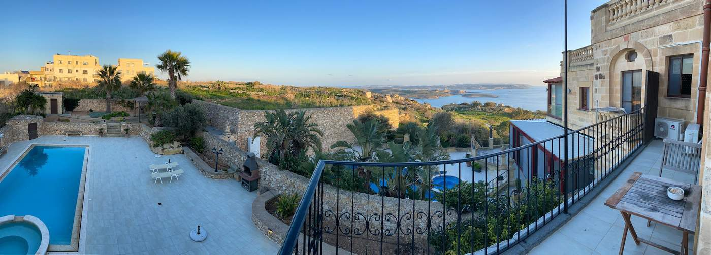 Gozo Übernachtung im BB Merhba Qala 4