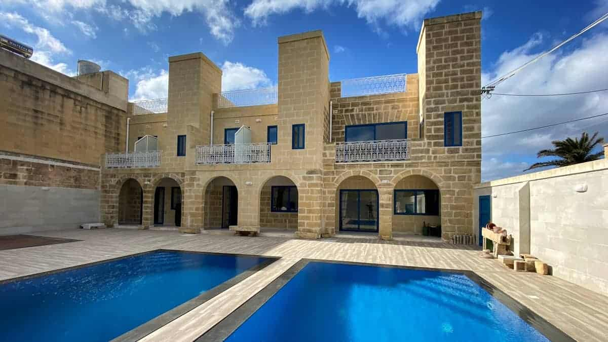 Gozo Übernachtung im Fiftyfour West Boutique Living Gharb San Lawrence 3