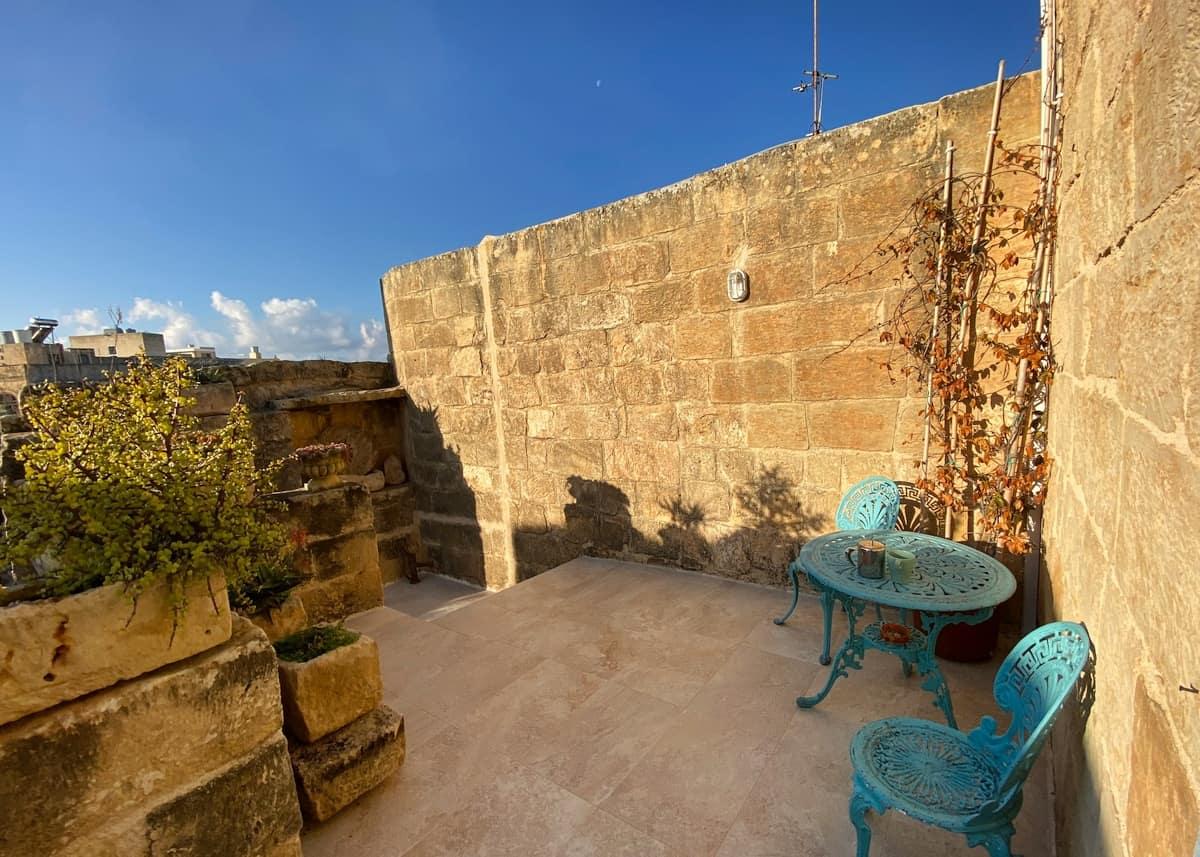 Gozo Übernachtung im The Garden Gate BB Sannat 4