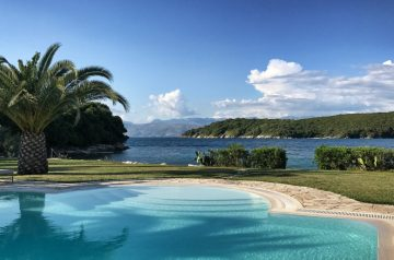 Hotel Bella Mare im Nordosten von Korfu