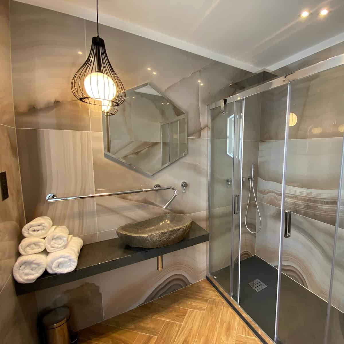 Hotels auf Malta Badezimmer