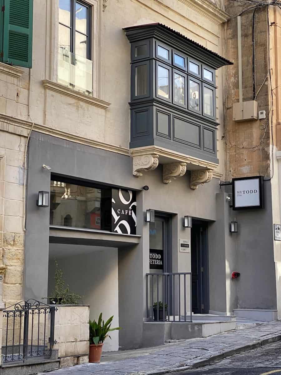 Hotels auf Malta Mr Todd in Sliema 5