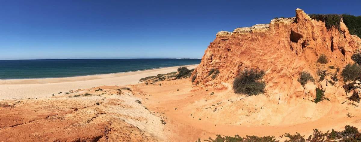 Küstenwanderung Algarve Etappe 1 10 Formenvielfalt