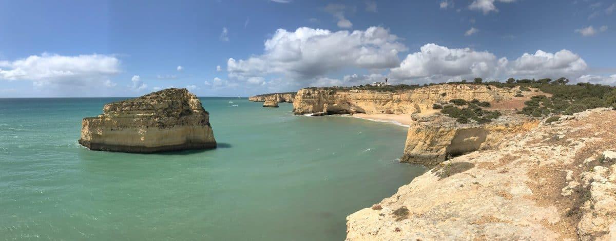 Küstenwanderung Algarve Etappe 3 15 Praia da Malhada do Baraço