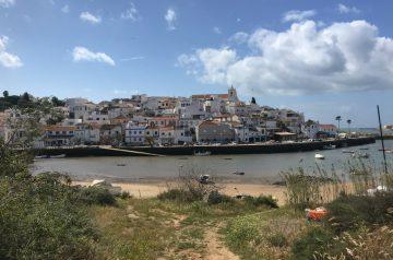 Küstenwanderung Algarve Etappe 4 11 Ferragudo