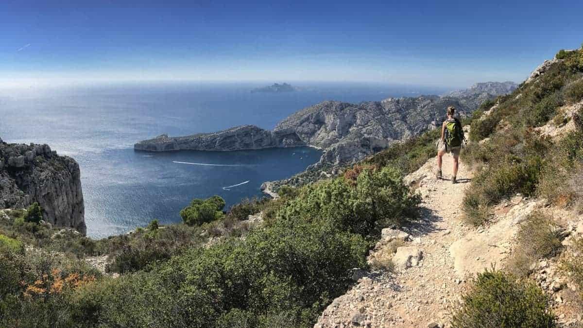 Küstenwanderweg Marseille Etappe 4 Aussichtsreiches Wandern auf dem GR51
