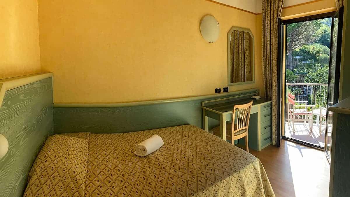 Ligurische Küste Cinque Terre Fernwanderung Etappe 2 19