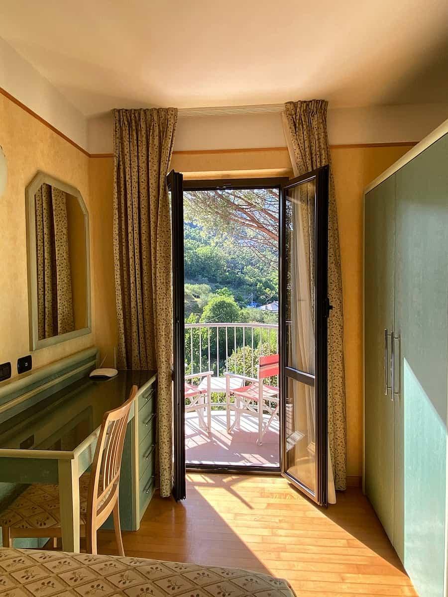 Ligurische Küste Cinque Terre Fernwanderung Etappe 2 20
