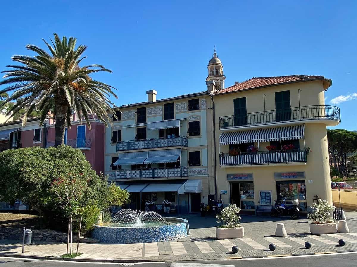 Ligurische Küste Cinque Terre Fernwanderung Etappe 2 22