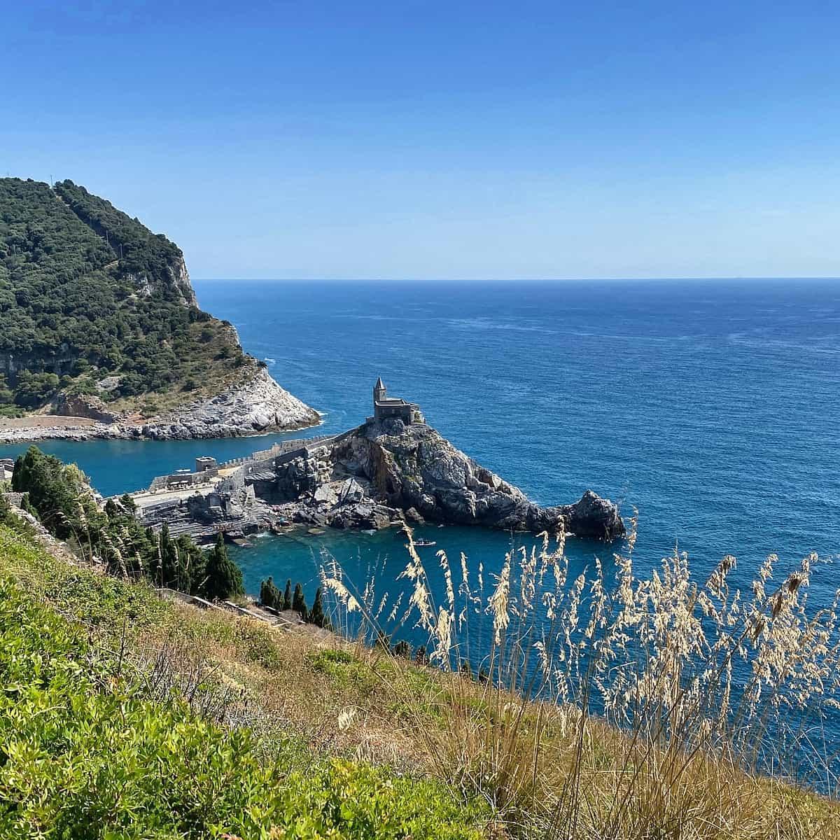 Ligurische Küste Cinque Terre Fernwanderung Etappe 6 19