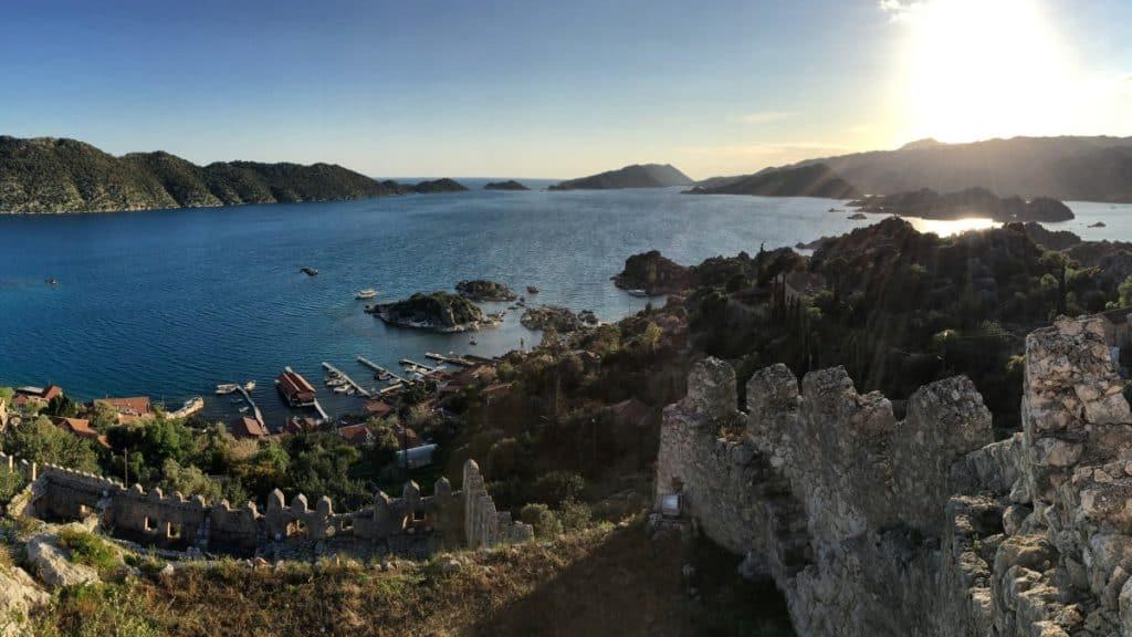 Lykischer Weg Wandern an der türkischen Riviera zwischen Fethiye und Antalya 4