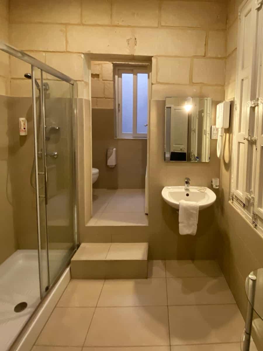 Malta Übernachtung Hotel Point de Vue Rabat Mdina 2
