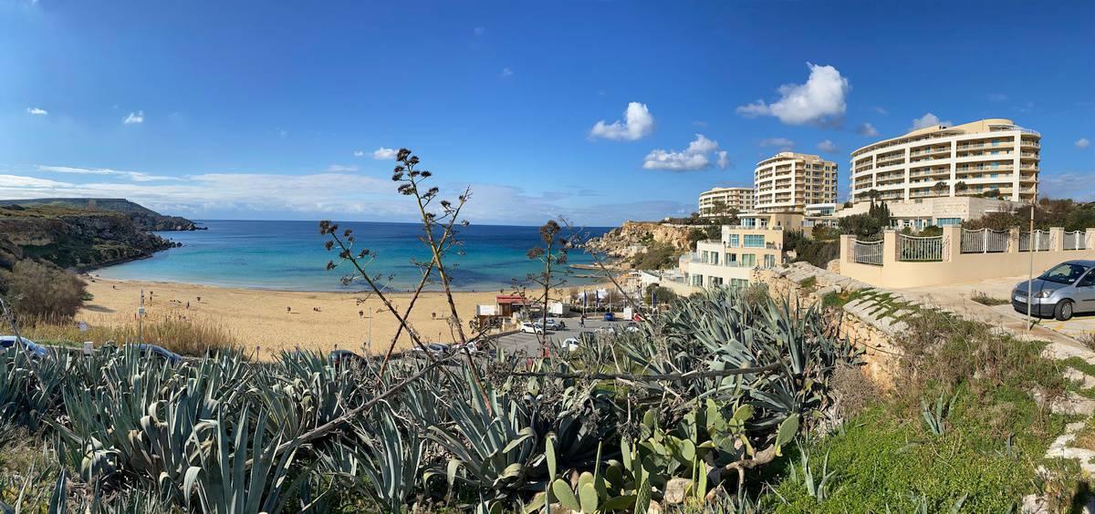 Malta Übernachtung im Radisson Resort Golden Bay