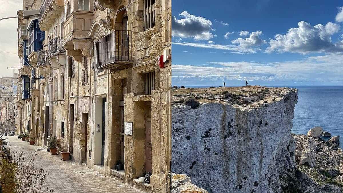 Malta Kultur und Natur