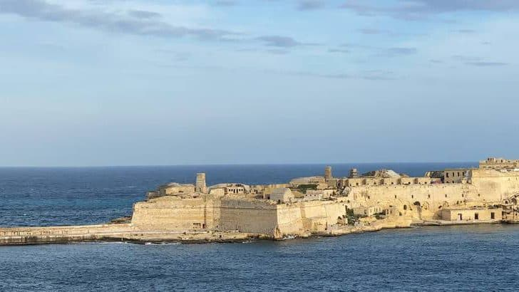 Malta und Gozo Drehorte Game of Thrones Fort Ricasoli