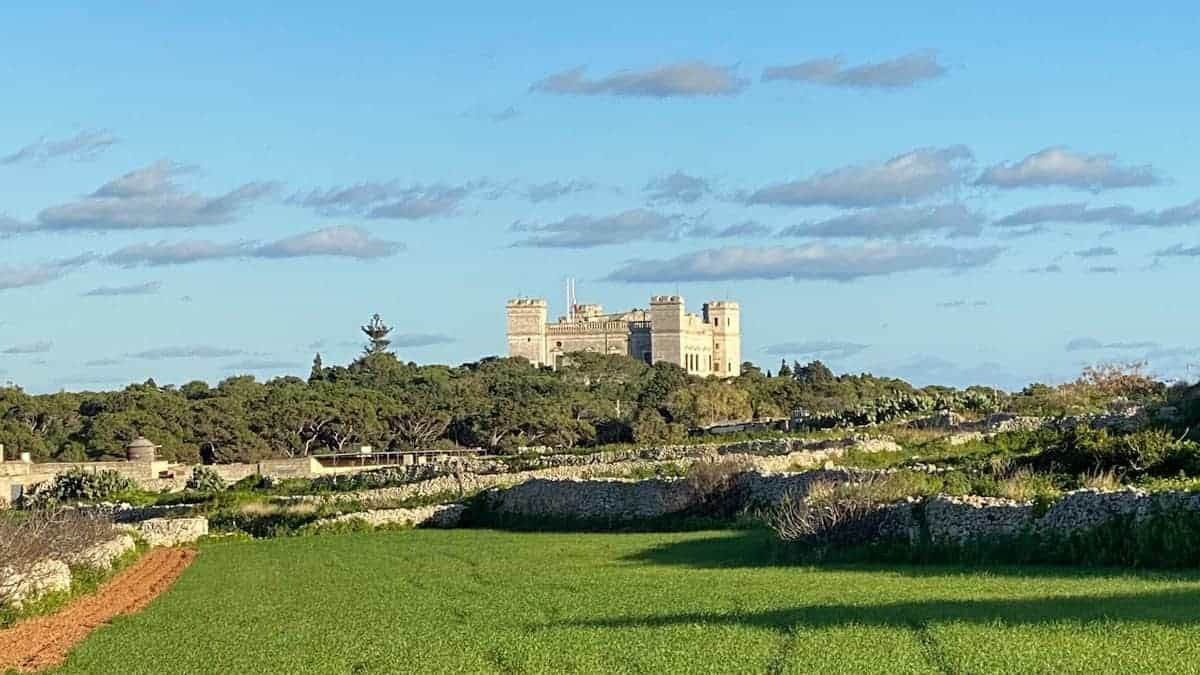 Malta und Gozo Drehorte Game of Thrones Verdala Palace