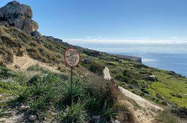 Malta und Gozo Privatweg oder doch nicht